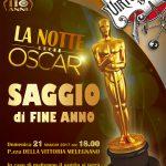 Flyer A3 SAGGIO DI FINE ANNO 2017
