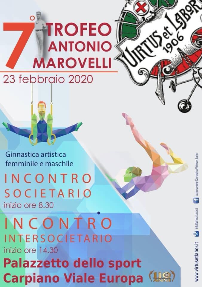 Trofeo Marovelli 2020